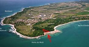 tel007 – Terreno na Ponta do Mutá
