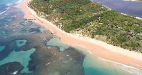 cav023 – Houses in Cassange Beach, Maraú Peninsula, Bahia, Brazil