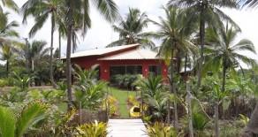cal030 – Maison à Louer dans la Plage de Bombaça, Maraú, Bahia, Brésil
