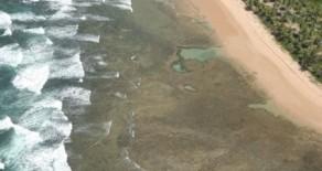 tel011 – Terrain en face de la mer dans Taipu de Fora, Maraú, Bahia, Brésil