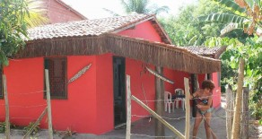 Fishermen's House in Barra Grande, Maraú, Bahia
