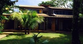 cav038 – Beautiful houses in Taipu de Fora, Maraú Peninsula, Bahia, Brazil