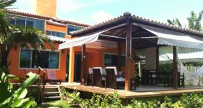cal046 – Casa de Praia Bougainville, Bombaça, Maraú, Bahia, Brasil